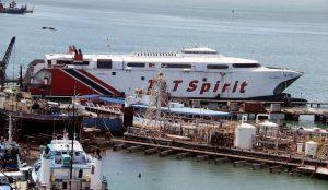 Grundon Marine - T&T Spirit, Port of Authority of Trinidad and Tobago