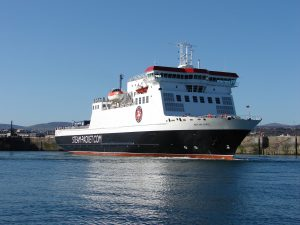 VDR Retrofit - Isle of Man Steam Packet Company - Vessel Ben My Chee