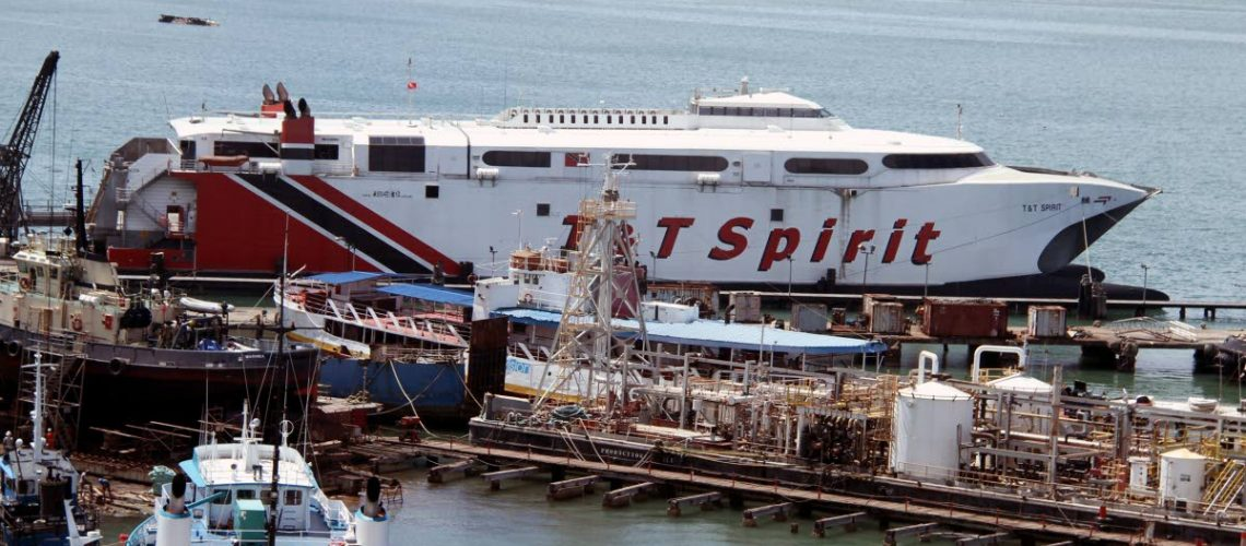 Grundon Marine - T&T Spirit, Port of Authority of Trinidad and Tobago